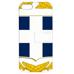 Greece National Emblem  Apple iPhone 5 Hardshell Case with Stand