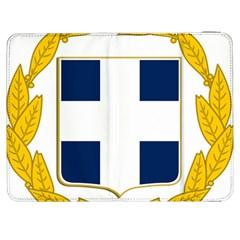 Greece National Emblem  Samsung Galaxy Tab 7  P1000 Flip Case