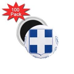 Greece National Emblem  1.75  Magnets (100 pack)