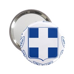 Greece National Emblem  2.25  Handbag Mirrors