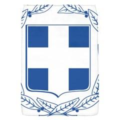 Greece National Emblem  Flap Covers (S)