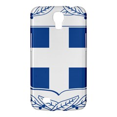 Greece National Emblem  Samsung Galaxy Mega 6.3  I9200 Hardshell Case