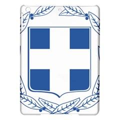 Greece National Emblem  Ipad Air Hardshell Cases
