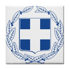 Greece National Emblem  Face Towel