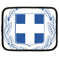 Greece National Emblem  Netbook Case (XXL)
