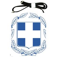 Greece National Emblem  Shoulder Sling Bags