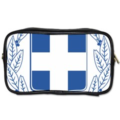Greece National Emblem  Toiletries Bags