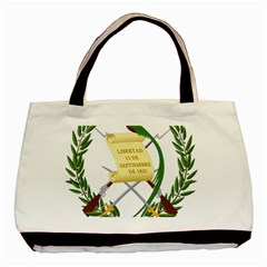 National Emblem of Guatemala  Basic Tote Bag