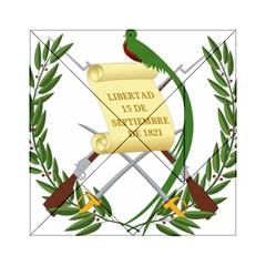 National Emblem of Guatemala  Acrylic Tangram Puzzle (6  x 6 )