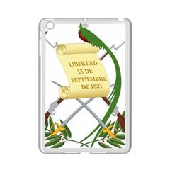 National Emblem of Guatemala  iPad Mini 2 Enamel Coated Cases