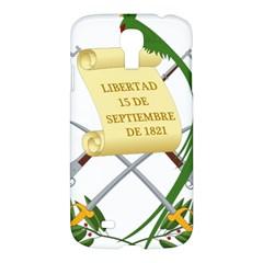National Emblem of Guatemala  Samsung Galaxy S4 I9500/I9505 Hardshell Case