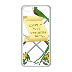 National Emblem of Guatemala  Apple iPhone 5C Seamless Case (White)