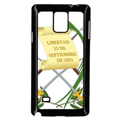 National Emblem of Guatemala  Samsung Galaxy Note 4 Case (Black)