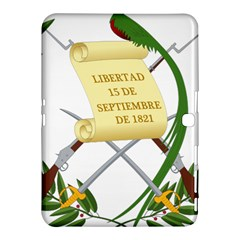 National Emblem of Guatemala  Samsung Galaxy Tab 4 (10.1 ) Hardshell Case