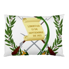National Emblem of Guatemala Pillow Case (Two Sides)