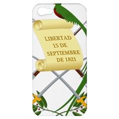 National Emblem of Guatemala Apple iPhone 5 Hardshell Case