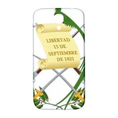 National Emblem of Guatemala Samsung Galaxy S4 I9500/I9505  Hardshell Back Case