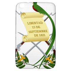 National Emblem of Guatemala Samsung Galaxy Tab 3 (8 ) T3100 Hardshell Case