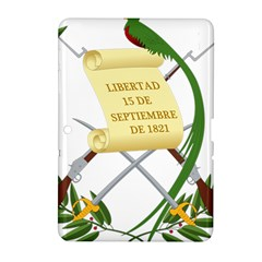 National Emblem of Guatemala Samsung Galaxy Tab 2 (10.1 ) P5100 Hardshell Case
