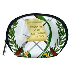 National Emblem of Guatemala Accessory Pouches (Medium)