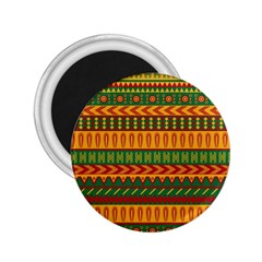 Mexican Pattern 2 25  Magnets