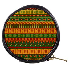 Mexican Pattern Mini Makeup Bags