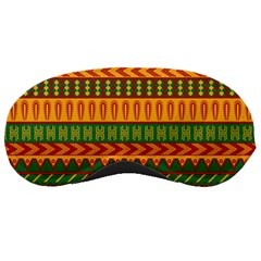 Mexican Pattern Sleeping Masks