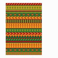Mexican Pattern Small Garden Flag (two Sides)