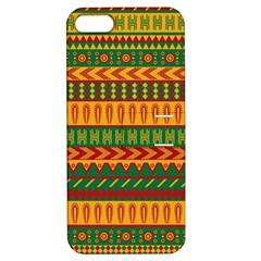 Mexican Pattern Apple iPhone 5 Hardshell Case with Stand
