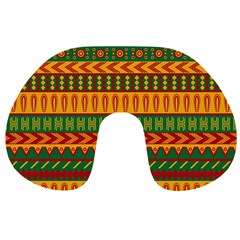 Mexican Pattern Travel Neck Pillows