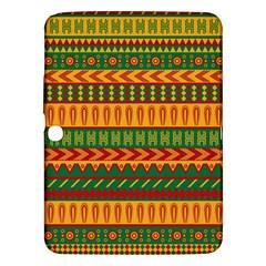 Mexican Pattern Samsung Galaxy Tab 3 (10.1 ) P5200 Hardshell Case