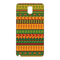 Mexican Pattern Samsung Galaxy Note 3 N9005 Hardshell Back Case