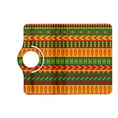 Mexican Pattern Kindle Fire HD (2013) Flip 360 Case