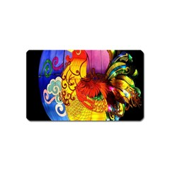 Chinese Zodiac Signs Magnet (Name Card)
