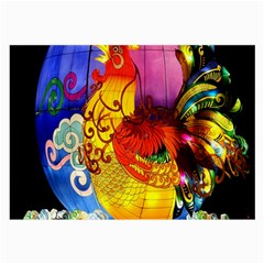Chinese Zodiac Signs Large Glasses Cloth