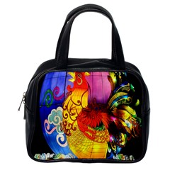 Chinese Zodiac Signs Classic Handbags (One Side)