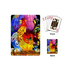 Chinese Zodiac Signs Playing Cards (Mini)