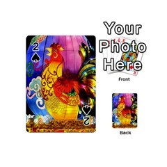 Chinese Zodiac Signs Playing Cards 54 (mini)