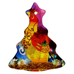 Chinese Zodiac Signs Ornament (Christmas Tree)
