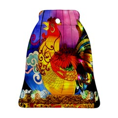 Chinese Zodiac Signs Bell Ornament (Two Sides)