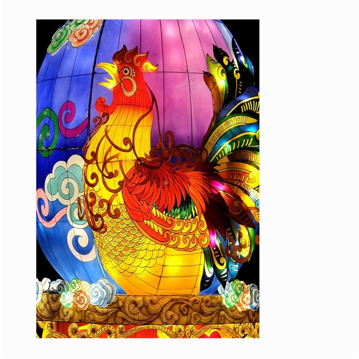 Chinese Zodiac Signs Large Garden Flag (Two Sides)