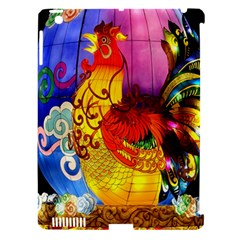 Chinese Zodiac Signs Apple iPad 3/4 Hardshell Case (Compatible with Smart Cover)