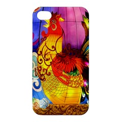 Chinese Zodiac Signs Apple iPhone 4/4S Premium Hardshell Case