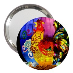 Chinese Zodiac Signs 3  Handbag Mirrors