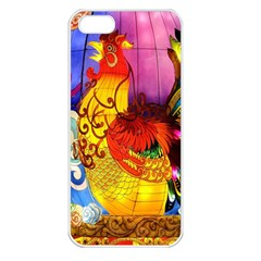 Chinese Zodiac Signs Apple iPhone 5 Seamless Case (White)