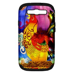 Chinese Zodiac Signs Samsung Galaxy S III Hardshell Case (PC+Silicone)