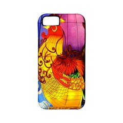 Chinese Zodiac Signs Apple iPhone 5 Classic Hardshell Case (PC+Silicone)