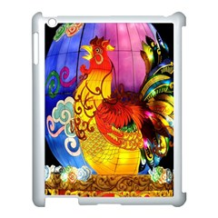 Chinese Zodiac Signs Apple iPad 3/4 Case (White)