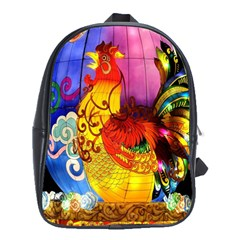 Chinese Zodiac Signs School Bags (XL)