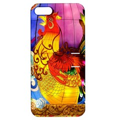 Chinese Zodiac Signs Apple iPhone 5 Hardshell Case with Stand